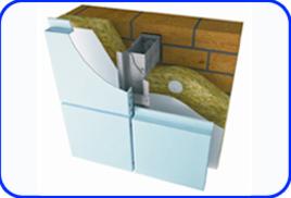 Система для облицовки композитными кассетами